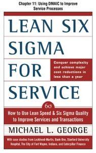 Foto Cover di Lean Six Sigma for Service, Chapter 11, Ebook inglese di Michael George, edito da McGraw-Hill