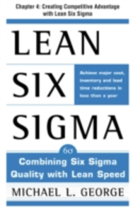 Ebook in inglese Lean Six Sigma, Chapter 4 George, Michael