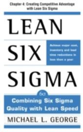 Lean Six Sigma, Chapter 4