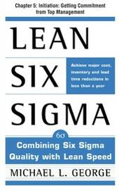 Lean Six Sigma, Chapter 5