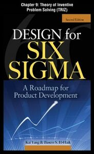 Foto Cover di Design for Six Sigma, Chapter 9, Ebook inglese di Basem EI-Haik,Kai Yang, edito da McGraw-Hill