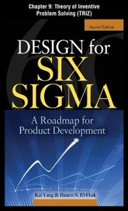 Ebook in inglese Design for Six Sigma, Chapter 9 EI-Haik, Basem , Yang, Kai