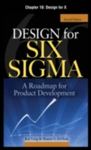 Ebook in inglese Design for Six Sigma, Chapter 10 EI-Haik, Basem , Yang, Kai