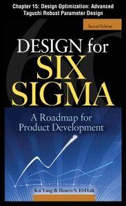 Ebook in inglese Design for Six Sigma, Chapter 15 EI-Haik, Basem , Yang, Kai