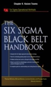 Six Sigma Black Belt Handbook, Chapter 9
