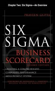 Ebook in inglese Six Sigma Business Scorecard, Chapter 2 Gupta, Praveen