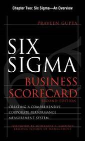 Six Sigma Business Scorecard, Chapter 2