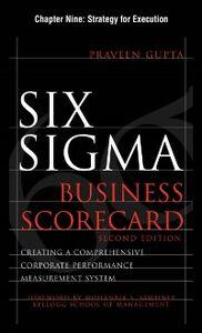 Ebook in inglese Six Sigma Business Scorecard, Chapter 9 Gupta, Praveen