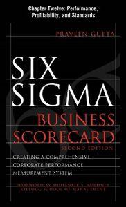 Foto Cover di Six Sigma Business Scorecard, Chapter 12, Ebook inglese di Praveen Gupta, edito da McGraw-Hill