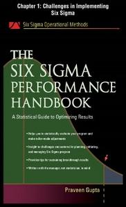Ebook in inglese Six Sigma Performance Handbook, Chapter 1 Gupta, Praveen