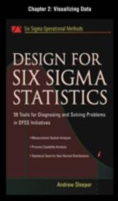 Design for Six Sigma Statistics, Chapter 2