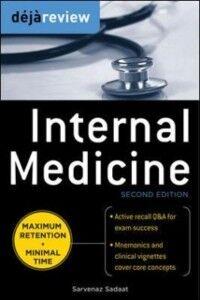 Ebook in inglese Deja Review Internal Medicine, 2nd Edition Saadat, Sarvenaz