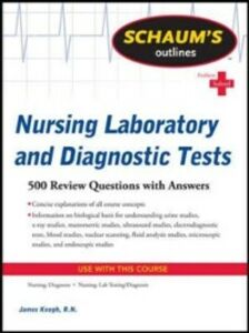 Ebook in inglese Schaum's Outline of Nursing Laboratory and Diagnostic Tests Keogh, Jim