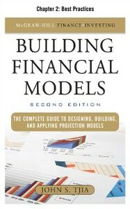 Foto Cover di Building FInancial Models, Chapter 2, Ebook inglese di John S Tjia, edito da McGraw-Hill