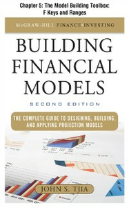 Ebook in inglese Building FInancial Models, Chapter 5 Tjia, John S