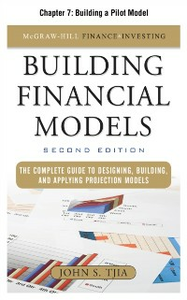 Ebook in inglese Building FInancial Models, Chapter 7 Tjia, John S