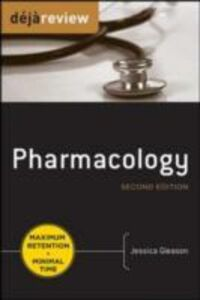 Ebook in inglese Deja Review Pharmacology, Second Edition Gleason, Jessica