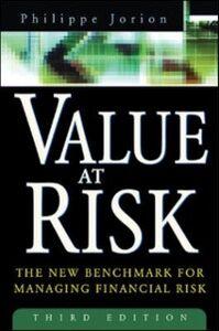 Foto Cover di Value at Risk, 3rd Ed., Ebook inglese di Philippe Jorion, edito da McGraw-Hill Education