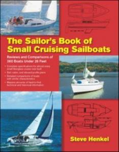 Ebook in inglese Sailor's Book of Small Cruising Sailboats Henkel, Steve
