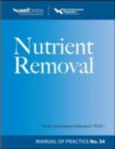 Ebook in inglese Nutrient Removal, WEF MOP 34 Federation, Water Environment