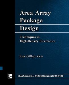 Area Array Package Design - Ken Gilleo - cover