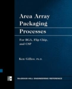 Area Array Packaging Processes - Ken Gilleo - cover