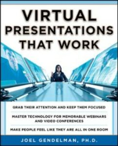 Ebook in inglese Virtual Presentations That Work Gendelman, Joel