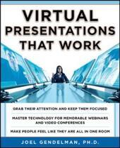 Virtual Presentations That Work