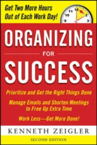 Ebook in inglese Organizing for Success, Second Edition Zeigler, Kenneth