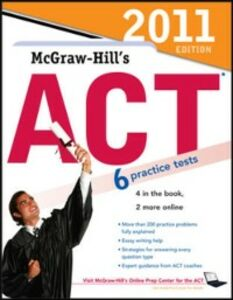 Ebook in inglese McGraw-Hill's ACT, 2011 Edition Dulan, Steven W.