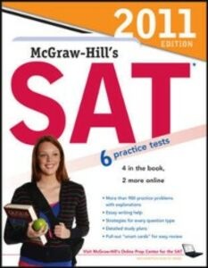 Ebook in inglese McGraw-Hill's SAT, 2011 Edition Anestis, Mark , Black, Christopher