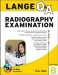 Ebook in inglese Lange Q&A Radiography Examination, Eighth Edition Saia, D. A.