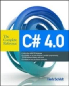 Ebook in inglese C# 4.0 The Complete Reference Schildt, Herbert