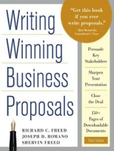 Ebook in inglese Writing Winning Business Proposals, Third Edition Freed, Richard , Freed, Shervin , Romano, Joe