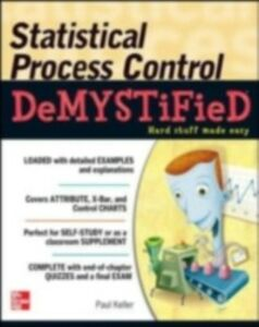 Ebook in inglese Statistical Process Control Demystified Keller, Paul