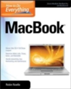 Ebook in inglese How to Do Everything MacBook Noelle, Robin