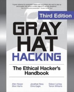 Libro Gray hat hacking: the ethical hackers handbook Allen Harper