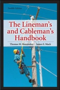 Ebook in inglese Lineman's and Cableman's Handbook 12th Edition Mack, James E. , Shoemaker, Thomas M.