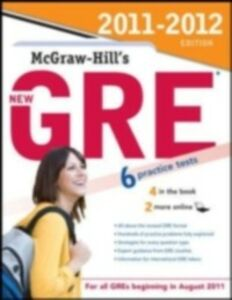 Ebook in inglese McGraw-Hill's New GRE, 2011-2012 Edition Dulan, Steven W.