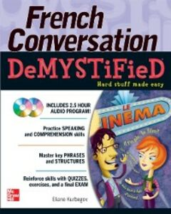 Ebook in inglese French Conversation Demystified Kurbegov, Eliane