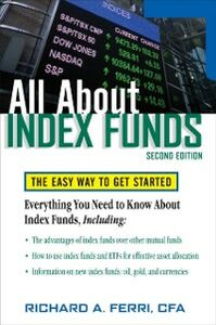Ebook in inglese All About Index Funds Ferri, Richard