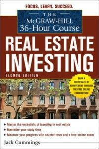 Ebook in inglese McGraw-Hill 36-Hour Course: Real Estate Investing, Second Edition Cummings, Jack