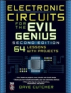 Ebook in inglese Electronic Circuits for the Evil Genius 2/E Cutcher, Dave