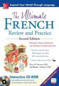 Ebook in inglese Ultimate French Review and Practice Stillman, David