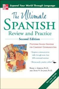 Foto Cover di Ultimate Spanish Review and Practice, Second Edition, Ebook inglese di Ronni Gordon,David Stillman, edito da McGraw-Hill Education