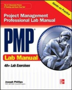 Ebook in inglese PMP Project Management Professional Lab Manual Phillips, Joseph