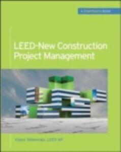 Ebook in inglese LEED-New Construction Project Management (GreenSource) Yellamraju, Vijaya