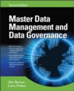 Ebook in inglese MASTER DATA MANAGEMENT AND DATA GOVERNANCE, 2/E Berson, Alex , Dubov, Larry