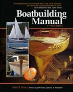 Ebook in inglese Boatbuilding Manual, Fifth Edition Cramer, Carl , Steward, Robert