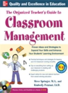 Ebook in inglese Organized Teacher's Guide to Classroom Management Persiani, Kimberly , Springer, Steve